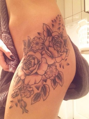 180 Most Seductive Hip Tattoos For Girls