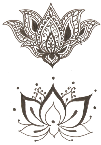 The bottom one for my sternum
