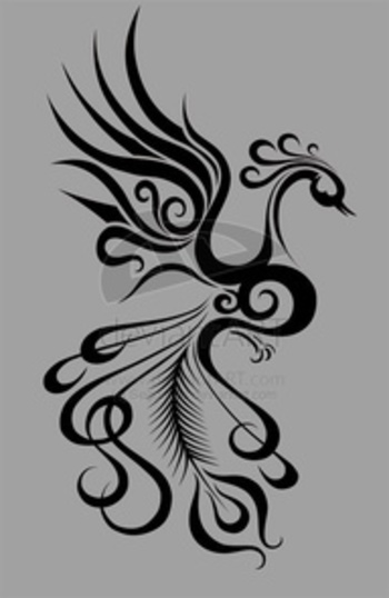 The most beautiful phoenix tattoos, tattoos phoenix