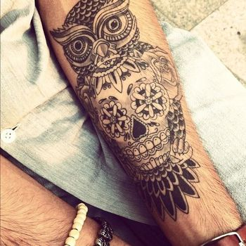 Owl Tattoos For Men: A Non-Mainstream Tattoo Styles - Tattoos Blog