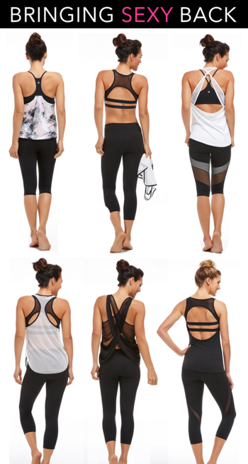 Shh! Don't tell your workout friends. Get the best fitness outfits with huge discounts, to keep you m