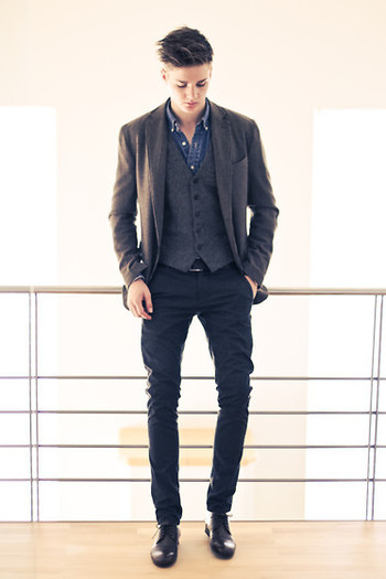 Men's Fashion Hairstyle, Male, Fashion, Men, Amazing, Style, Clothes, Hot, Sexy, Shirt, Pants, Hair,