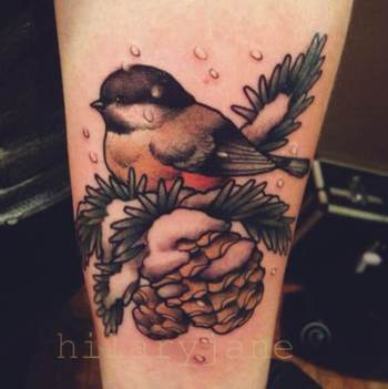 Winter Wonderland tattoos