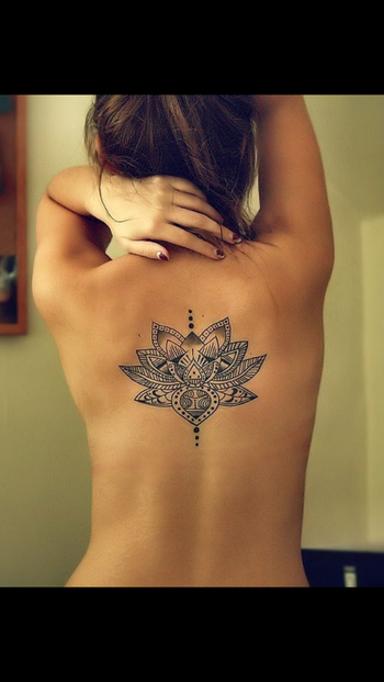 The Lotus flower is a symbol of purity and enlightenment; it is the essence of human nature. Lotus ta