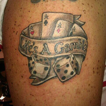 16 Amazing Aces Tattoos Ideas