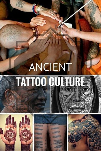 11 Ancient Tattoo Cultures from around the World - Guiddoo World Travels Pvt Ltd