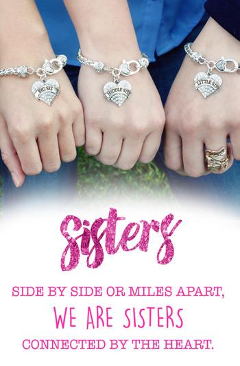 Sister Heart Jewelry