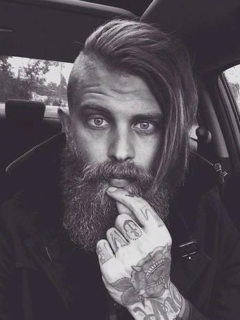 """http://beardrevered.tumblr.com/ - Best Beard Men - Board at Pinterest: search for pinner """"Jochen Wojt"""