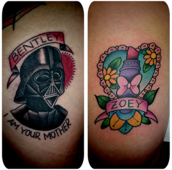 30 Brilliant Tattoo Ideas for Moms Who Want to Get Inked (PHOTOS)