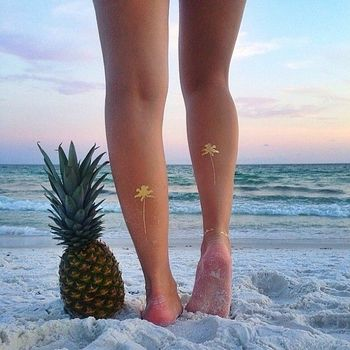Salty pineapples
