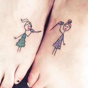 Sisters Everywhere Are Getting These Special Tattoos. The Reason Why Is So Beautiful