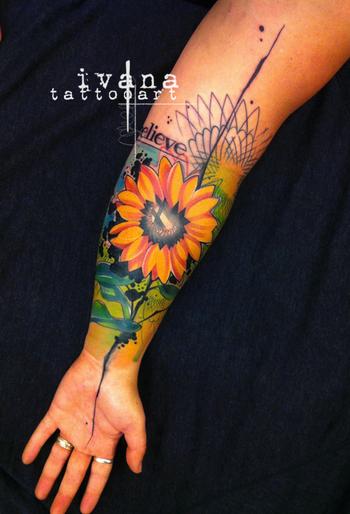 Home Page & Tattoo Portfolio