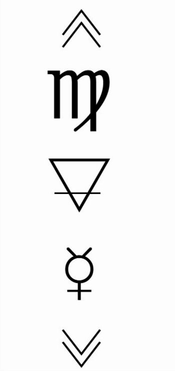 Virgo Tattoo