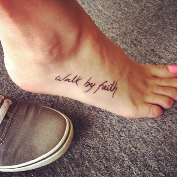 Best Foot Tattoo Designs - Our Top 10