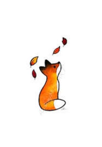cute fox tattoos - Google Search