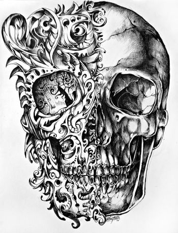 Awesome skull designs, Part 3 | #525 | From up North