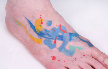 Community Post: Tattoos That Color Outside The Lines