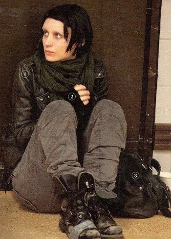 Latest The Girl With The Dragon Tattoo Photos