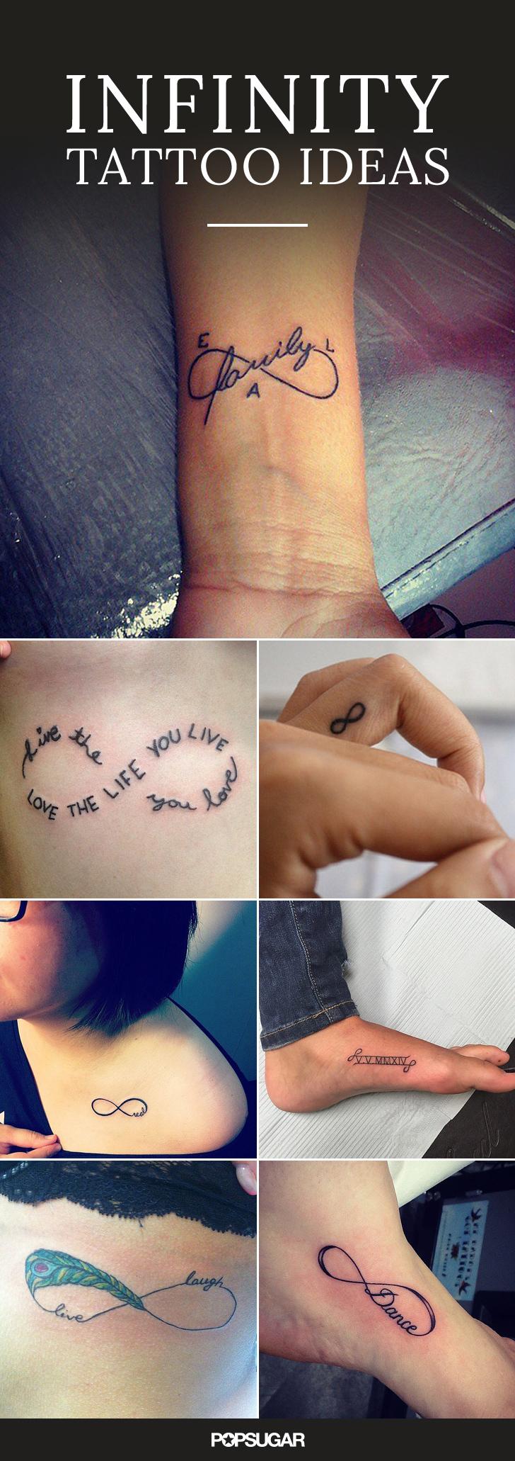 21 infinity sign tattoos you won t regret getting original