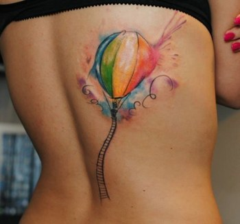 Community Post: 21 Visually Stunning Watercolor Tattoos