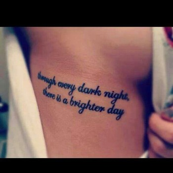 #tattoo #ink #quote