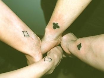 Inspiration: Wrist Tattoos