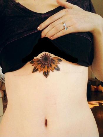 45 Inspirational Sunflower Tattoos | Cuded