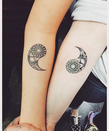 Cutest Matching Tattoo Ideas | Pick Your Pic
