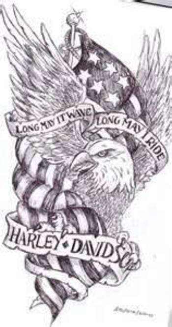 harley davidson tattoos - Yahoo Image Search Results