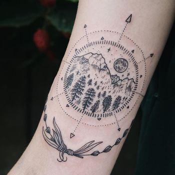 Instagram photo by @freeorgy (Pony Reinhardt Tattoo) - via Iconosquare
