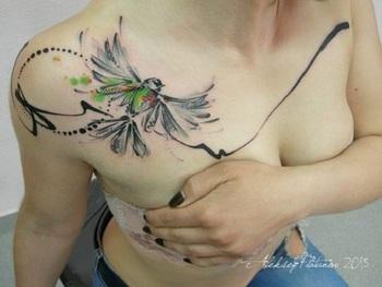 30 Lovely Bird Tattoo Ideas - nenuno creative