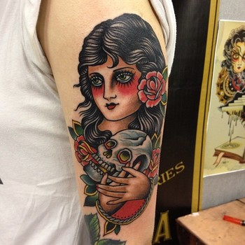 Paul Dobleman Follow my #traditional #tattoos board! www.eff-style.com