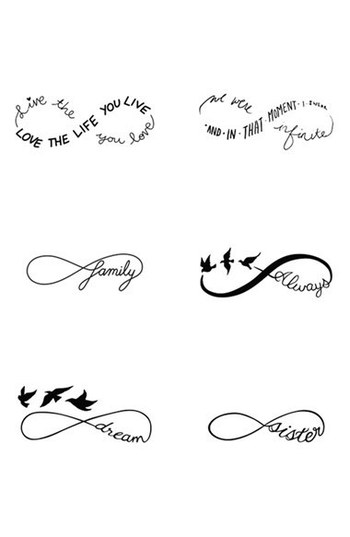 Tattify™ 'Sweet Nothings' Temporary Tattoos | Nordstrom