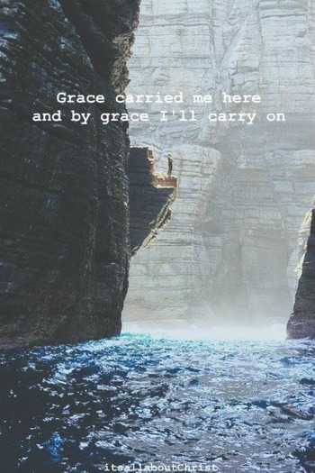 grace carried me here - Emily Sue