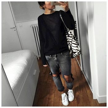 Audrey @audreylombard Tenue du dimanche...Instagram photo | Websta