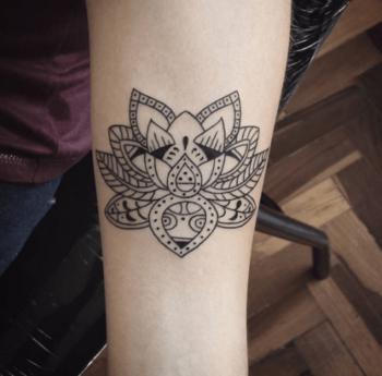 Lotus Flower Tattoos   Tattoo Artists - Inked Magazine