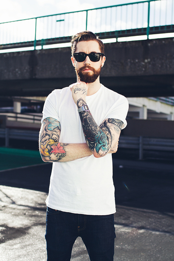 Tattoo Lust: Beards & Tattoos II