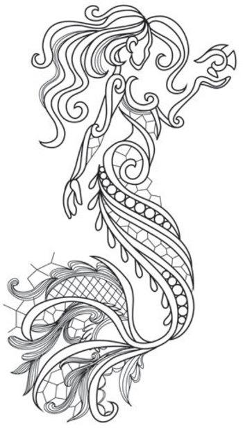 Aquarius - Mermaid