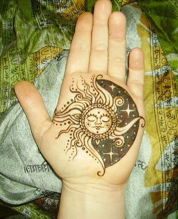 sun and moon tattoo!! :D