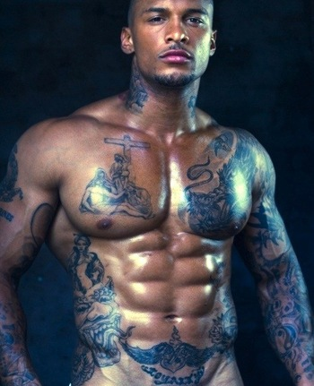 Hot Tattooed Guys - Inked Magazine