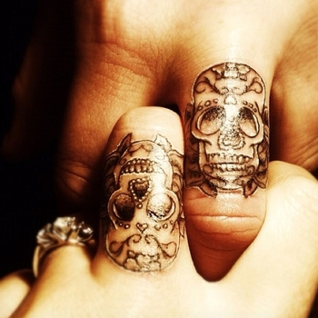 Love You Forever: 10 Awesome Couple Tattoos