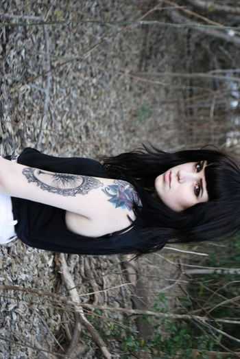 FUCK YEAH, GIRLS WITH TATTOOS http://pinterest.com/treypeezy http://twitter.com/TreyPeezy http://inst