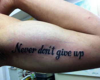 Hilarious Tattoo Fails That Will Make You Cringe and Laugh At The Same Time