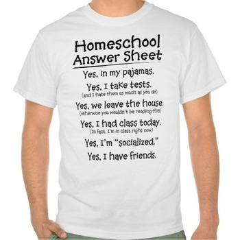 The Homeschool Answer Sheet