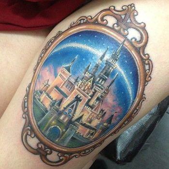 35 Totally Magical Disney Tattoos