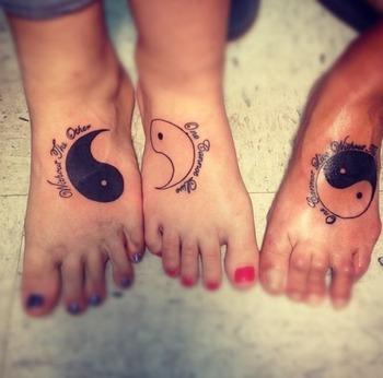 20+ Mother Daughter Tattoo Ideas | Tattoos Mob