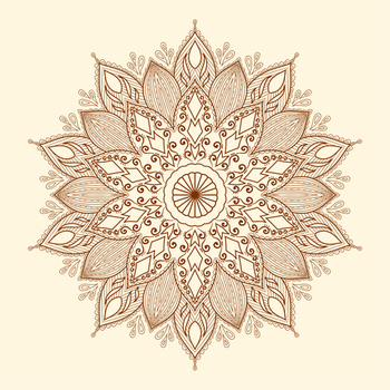 Mandala Tattoo Meaning + Cute Designs