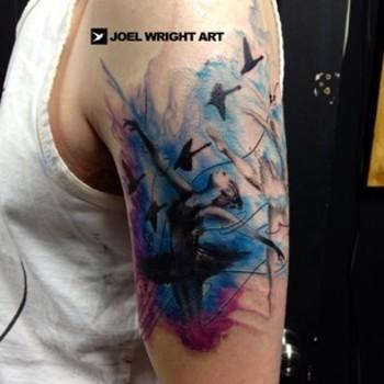 26 Inspiring Tattoos All Music Lovers Will Appreciate