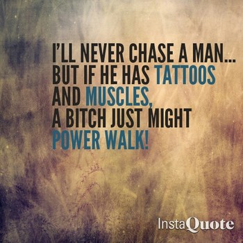 Lol! #men #tattoos #sexy MAN I WISH