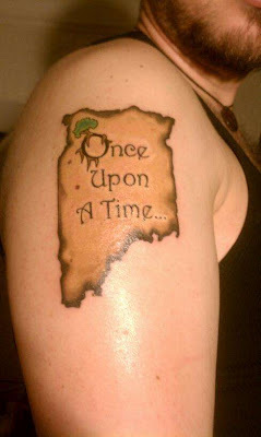 Word spelunking tatted thursday 11 fairy tale tattoos original